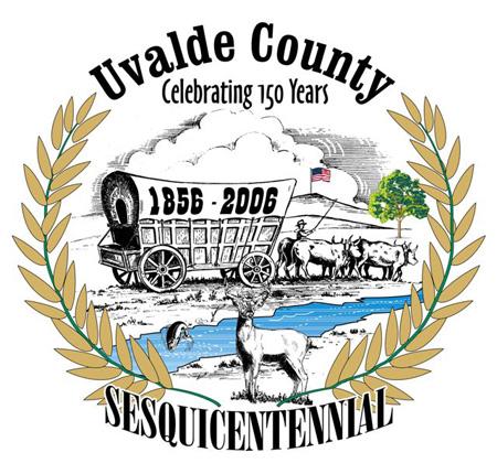 Uvalde County Sesquicentennial Uvalde, Texas